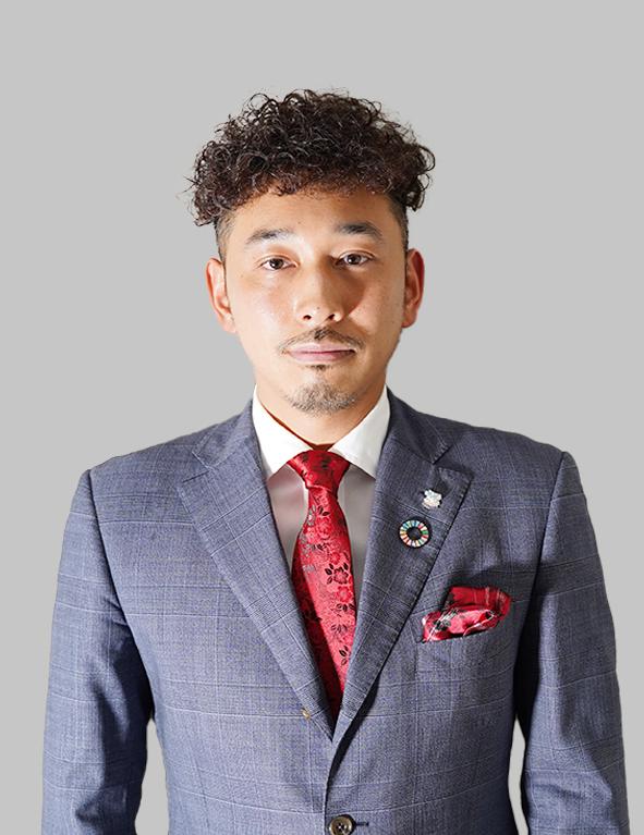 副理事長 奈部潤弥