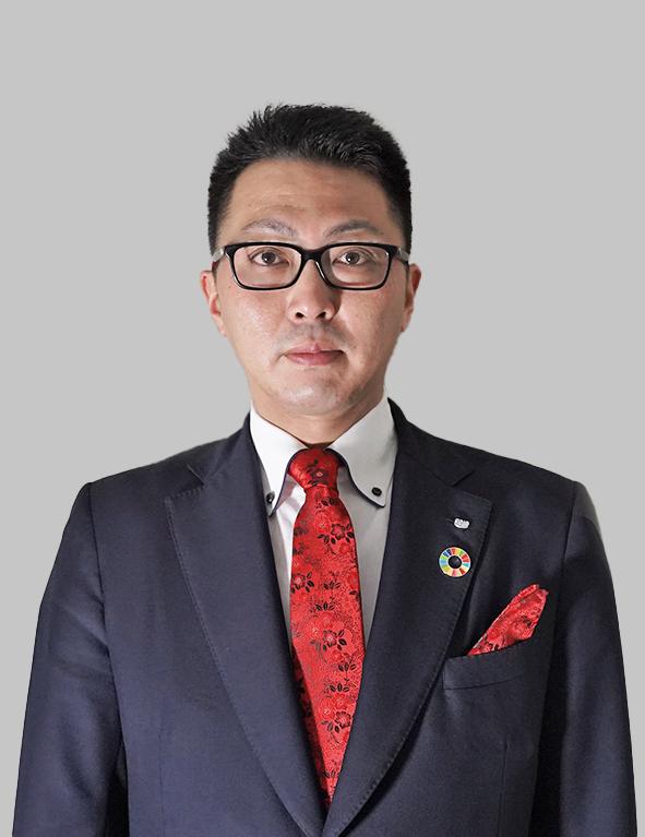 理事長 大坪洋輔