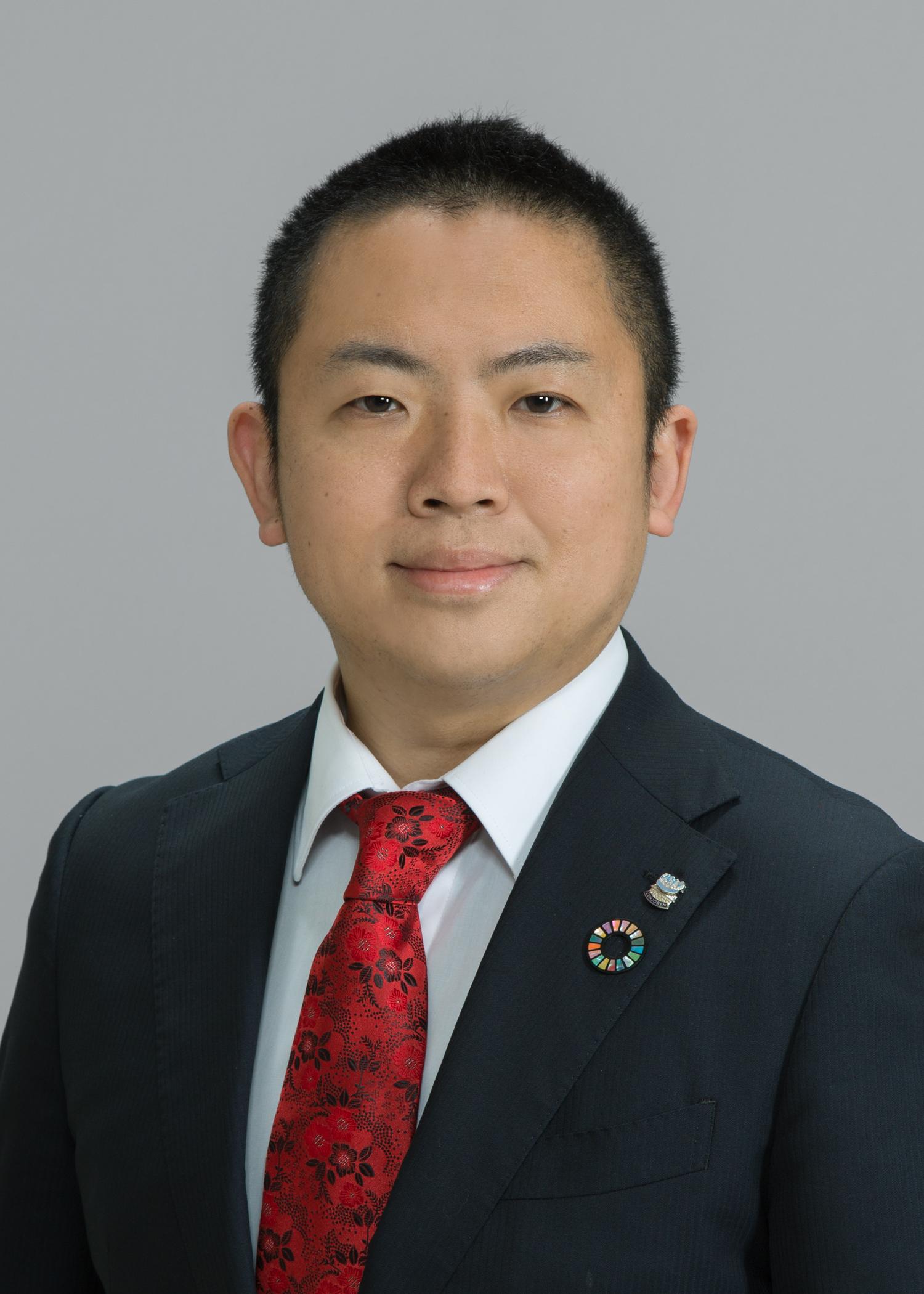 副理事長 松岡正浩