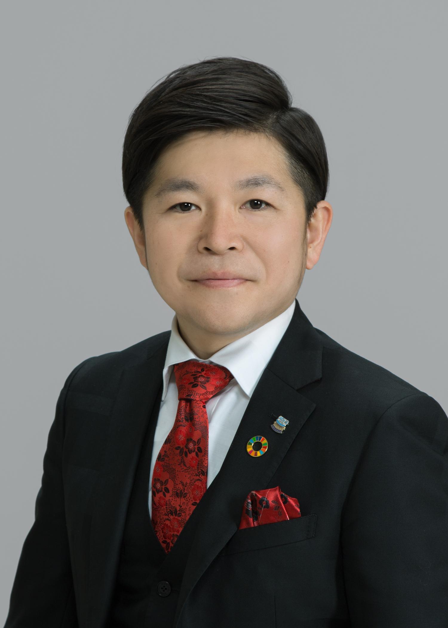 副理事長 米田恵樹